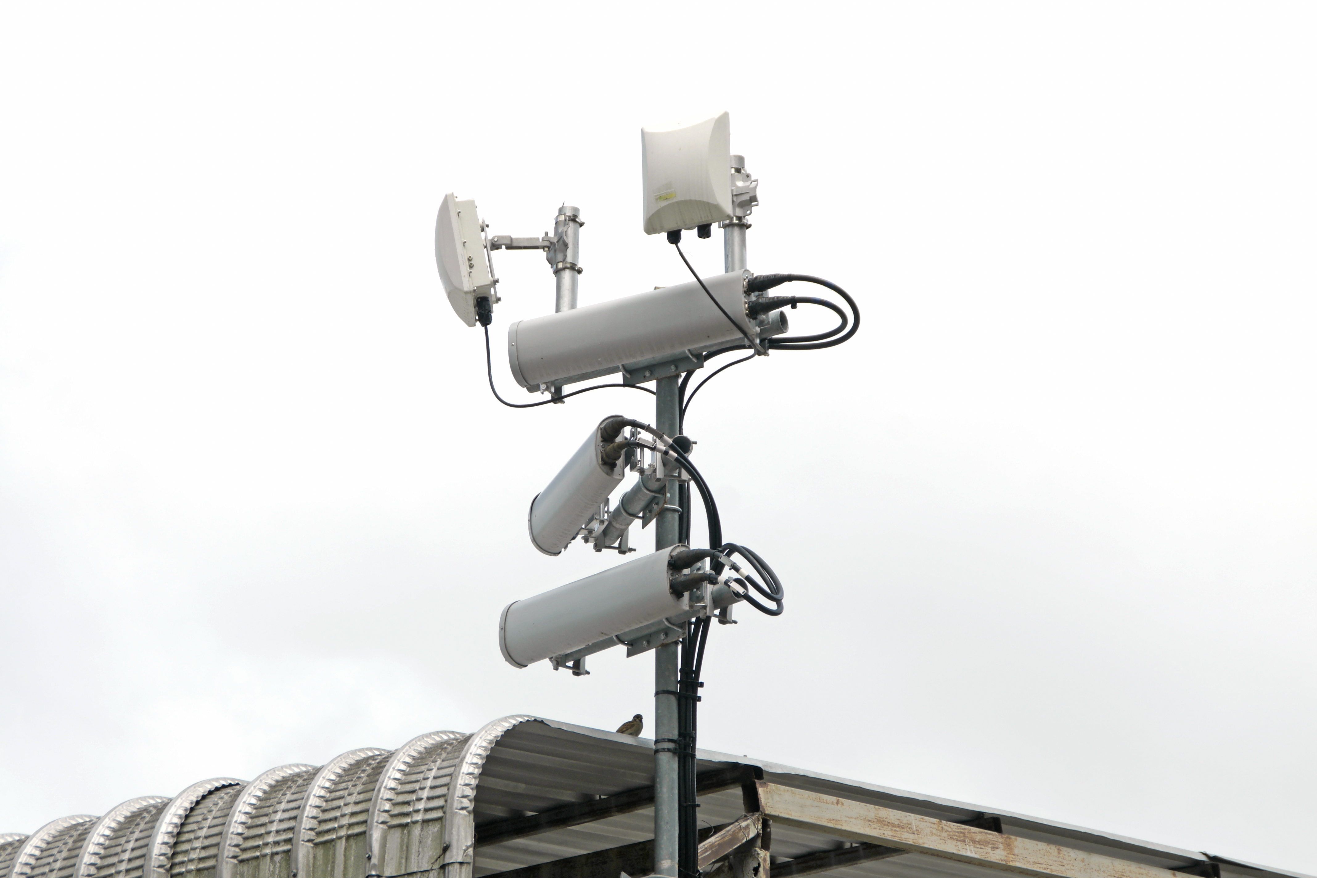 Усиление GSM сигнала