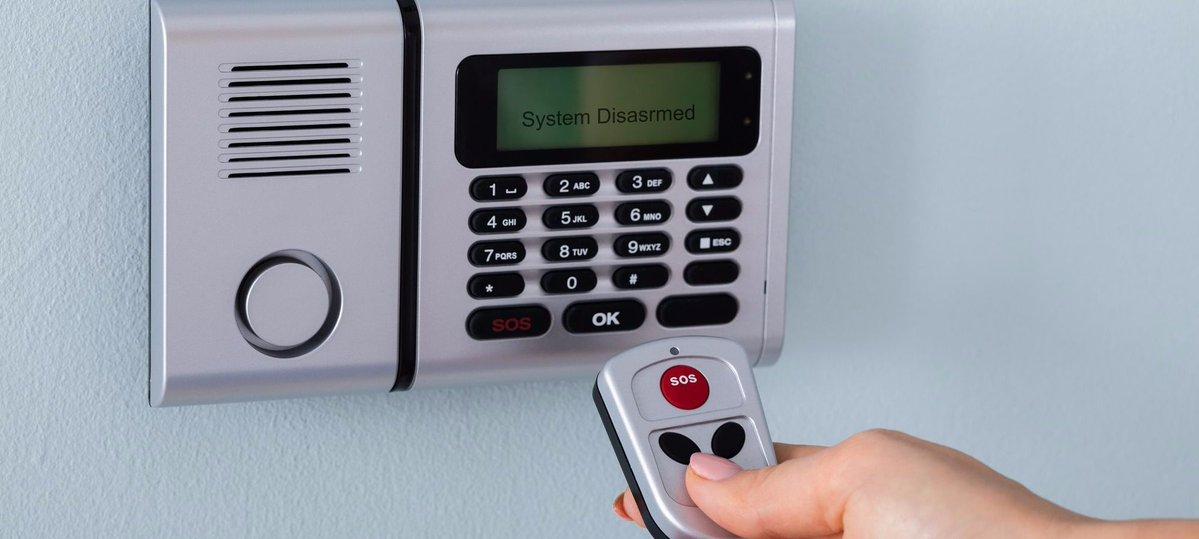 техническое обслуживание систем охранной сигнализации