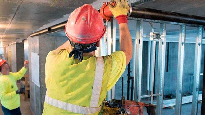 Техническое обслуживание систем пожаротушения