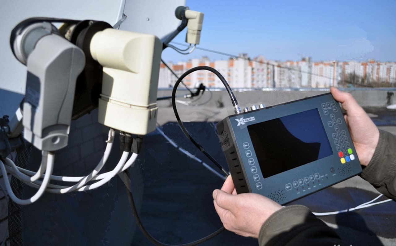 Техническое обслуживание систем коллективного приема телевидения в Санкт-Петербурге