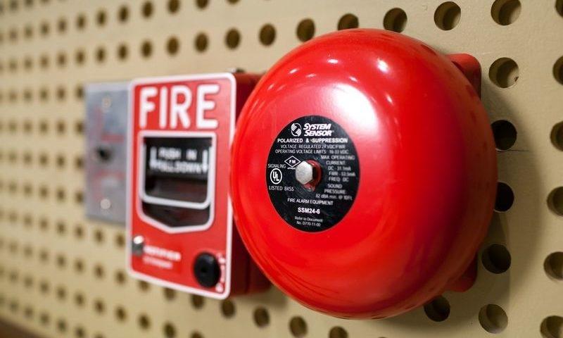 Эксплуатация пожарных систем
