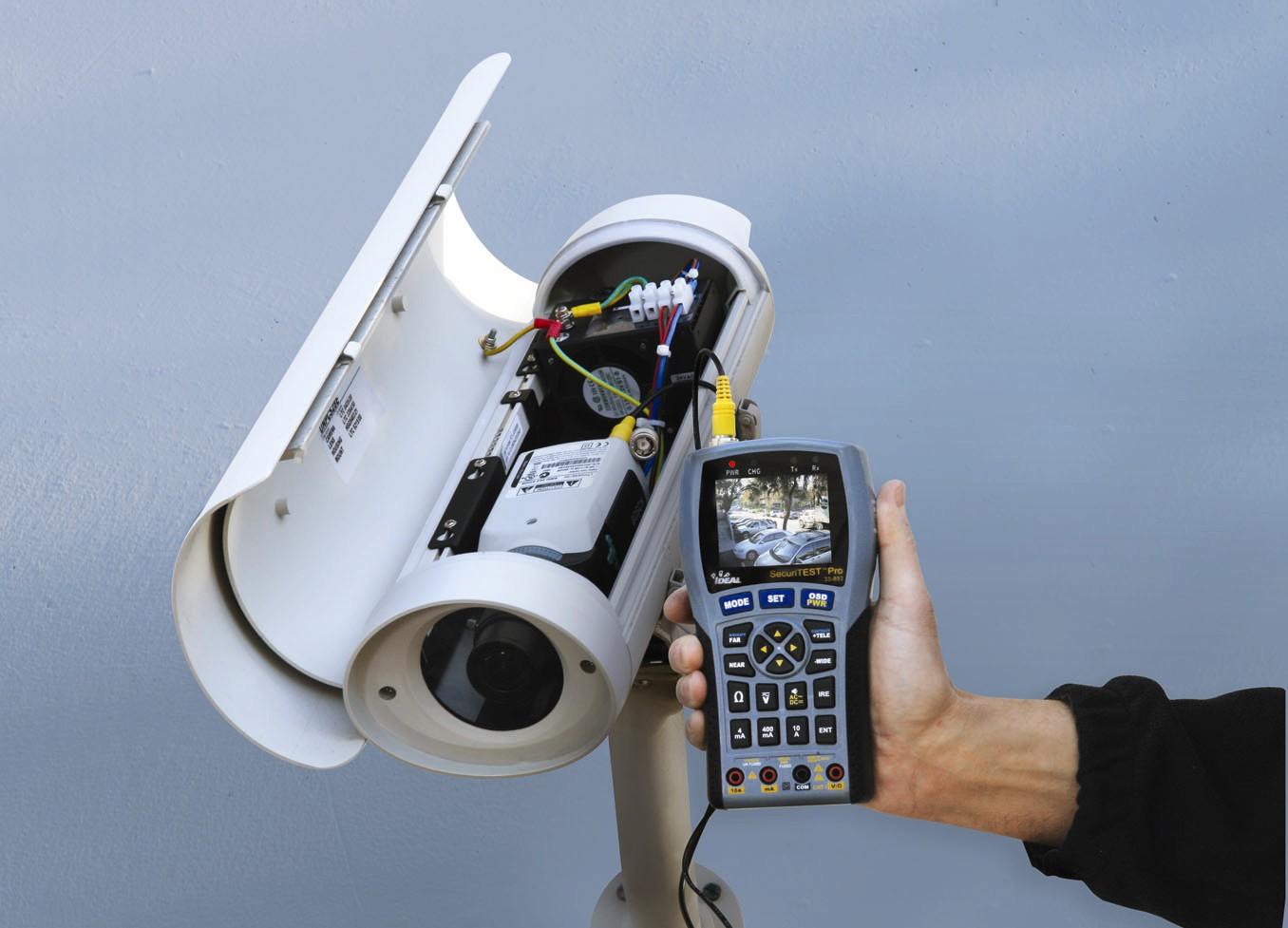 Стоимость обслуживания видеонаблюдения в Санкт-Петербурге
