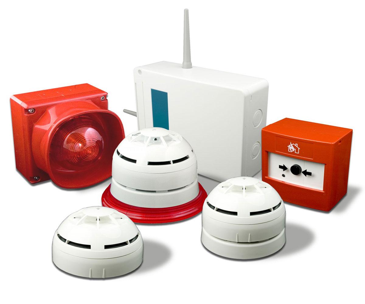 Автоматические установки пожарной сигнализации и пожаротушения - обслуживание