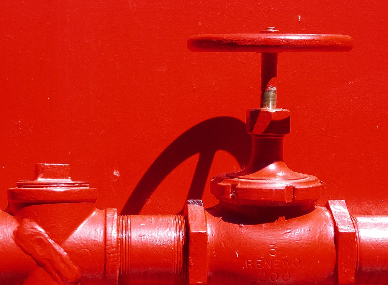 Испытание пожарного водопровода
