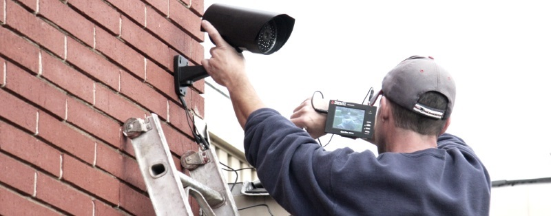 Установка и обслуживание видеонаблюдения в Санкт-Петербурге