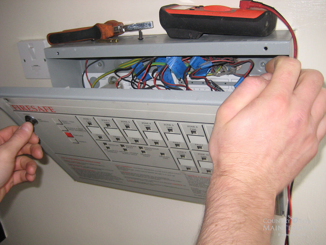 Техническое обслуживание автоматических установок пожаротушения (АУП)